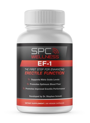 EF-1 Erectile Function Capsules - 120ct