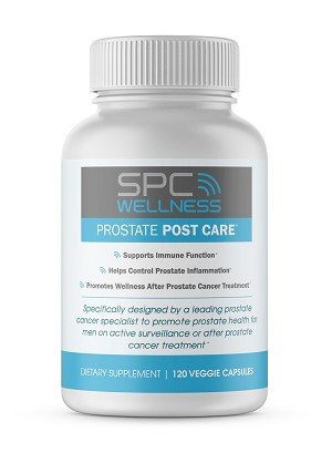 Prostate Post Care